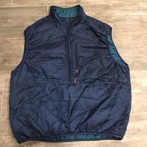 Patagonia windbreaker vest